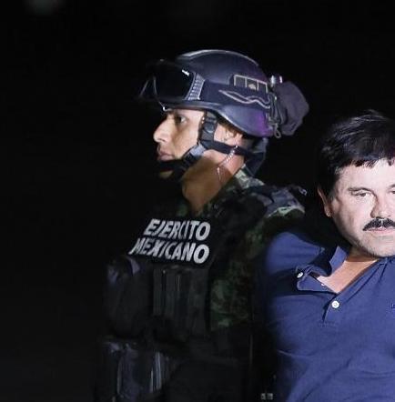 'El Chapo' negociará declararse culpable si es extraditado a EE.UU.