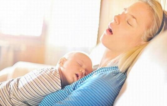 Estrategias para que la maternidad no te deje sin energías