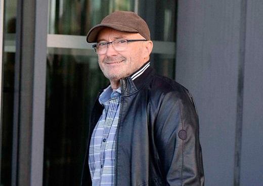 Phil Collins invita a argentino Diego Torres a concierto ...