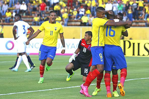 Ecuador pasa directo a la final de la Copa América Centenario.