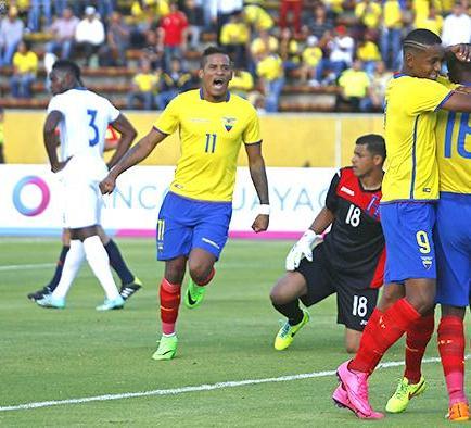 Quinteros anuncia a los 29 convocados a la Selección de Ecuador