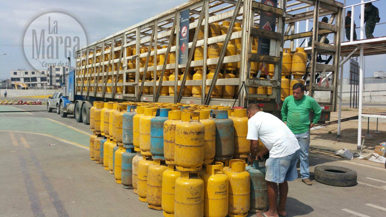 Venta de cilindro de gas se realiza en la poza a 1 60 for Valor cilindro de gas