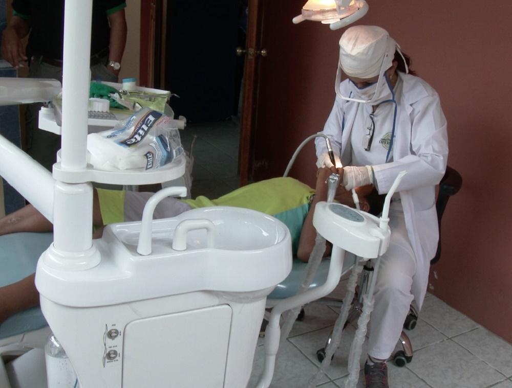Atención odontológica gratuita