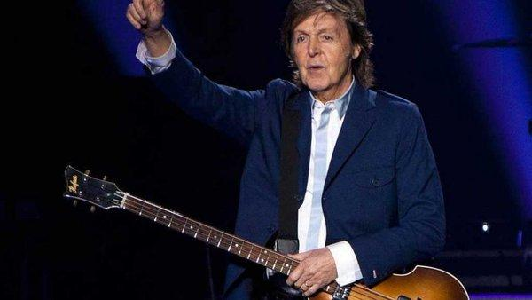 Paul McCartney será 'Huésped de Honor' de Buenos Aires