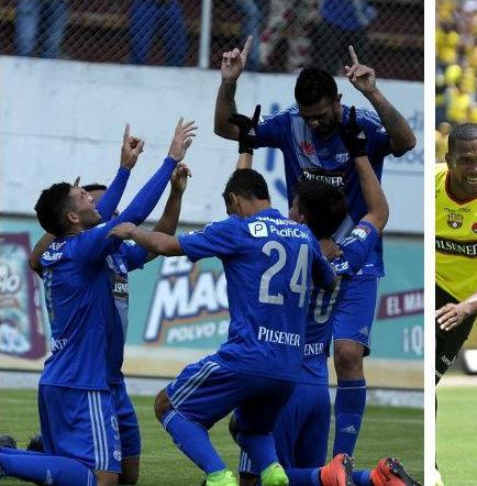 Este es el equipo de fútbol del Ecuador con más hinchas, según la Conmebol