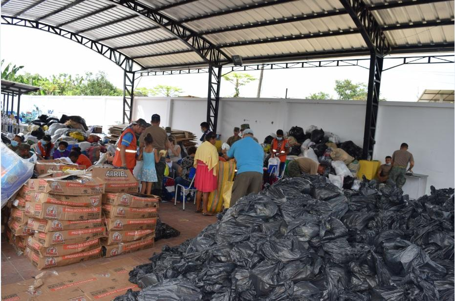 Alrededor de 10 mil raciones alimenticias han sido entregadas en Bolívar
