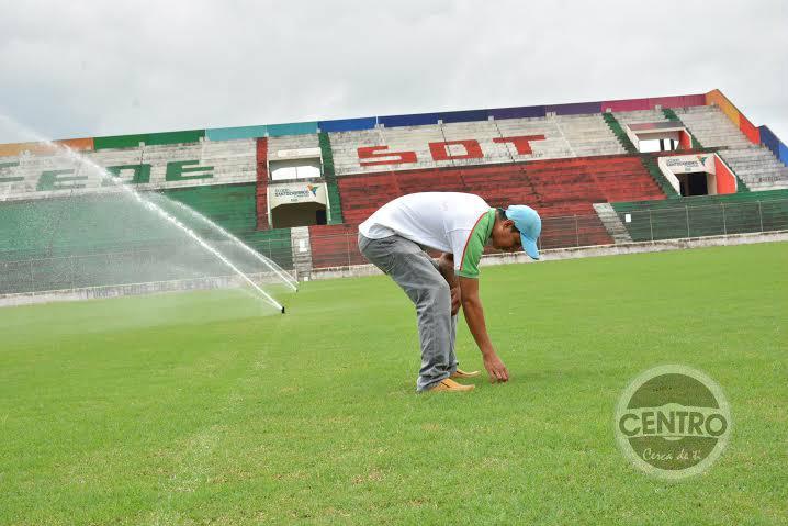 Estadio Olímpico de Santo Domingo está en buenas condiciones
