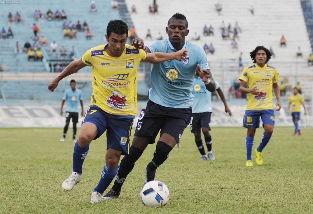 Delfín SC y la U Católica empatan sin goles en el Modelo