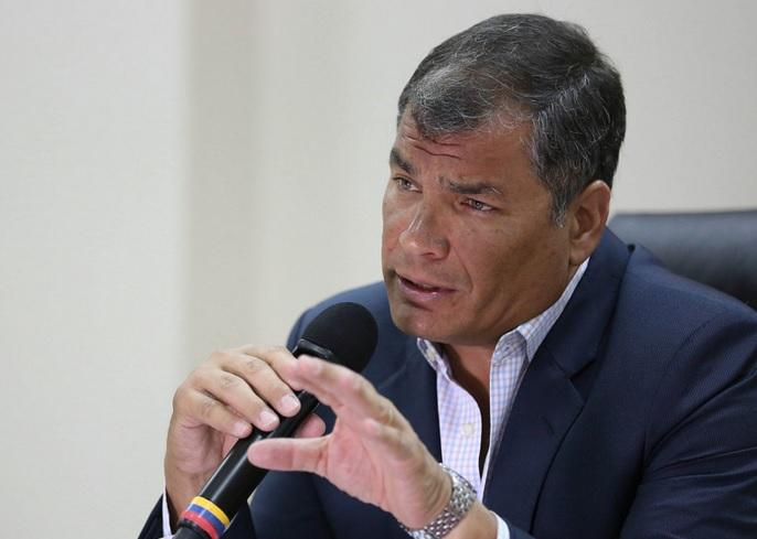 Correa evalúa vender activos del Estado para encarar dificultades por terremoto