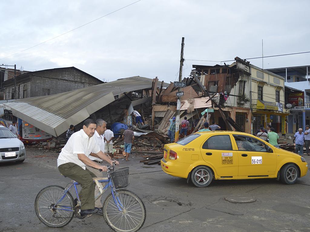 """La coincidencia del """"6"""" en el terremoto del 16-A"""
