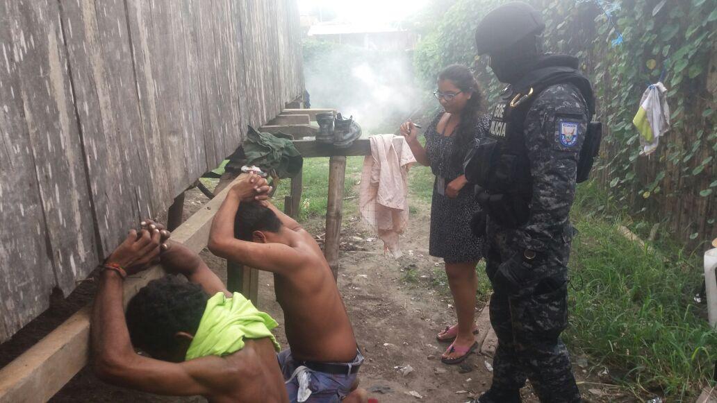 16 personas son detenidas por microtráfico en Pedernales