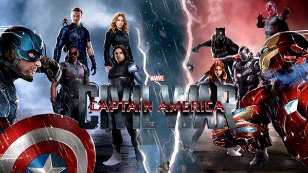 Los superhéroes se multiplican en 'Captain America: Civil War'