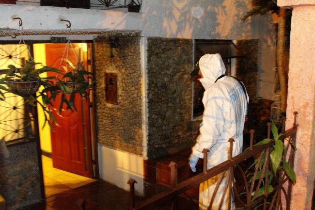 Descubren el cadáve de una mujer de 95 años, embalsamado por su sobrina