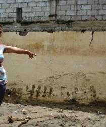 Aún no hay pistas de desaparecidos en Alluriquín