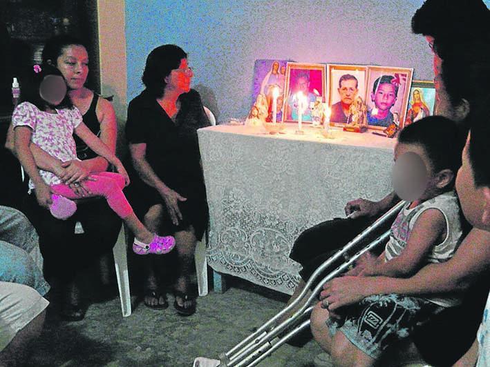 Familia perdió a 7 de sus miembros en el terremoto del 16A