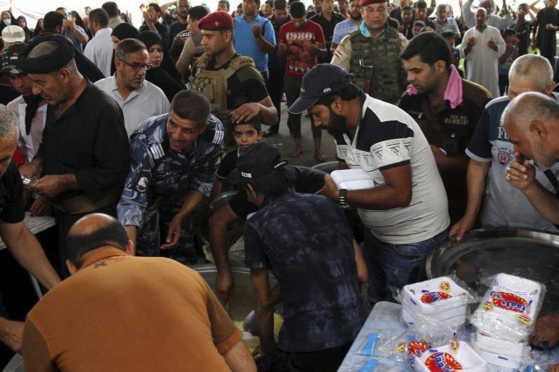 Al menos 16 muertos y 42 heridos tras la explosión de un coche bomba en Bagdad