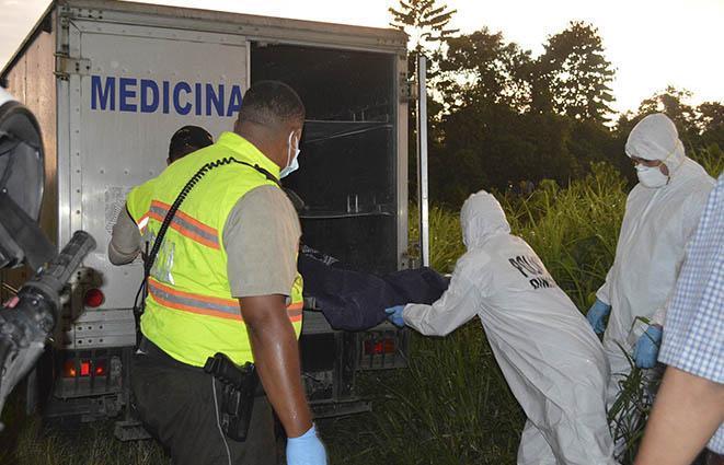 Hombres hallados muertos en Santo Domingo son manabitas