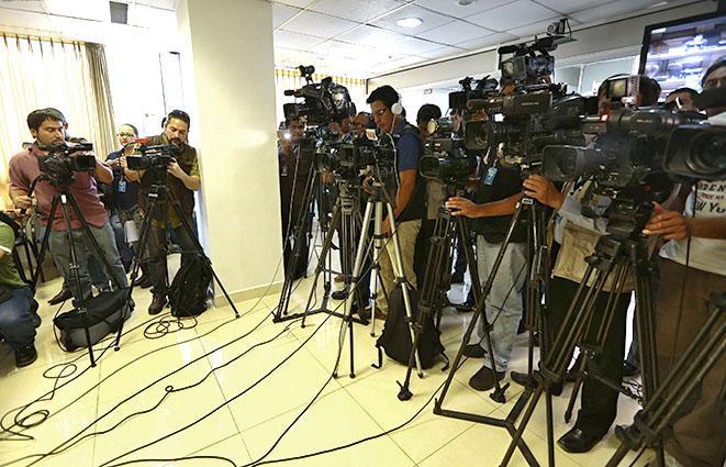 'La libertad de prensa está en retroceso', aseguran gremios de periodistas en Ecuador