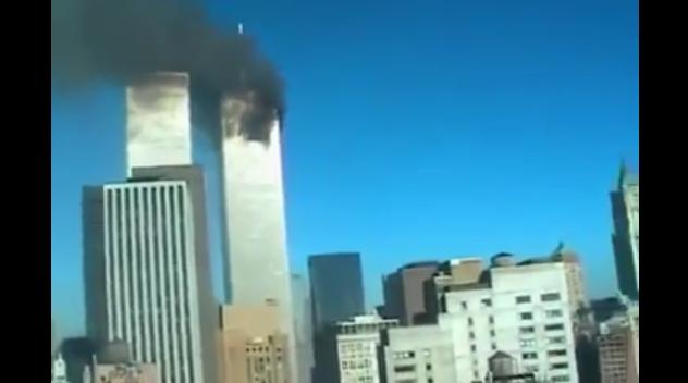 Publican nuevo video del ataque a las Torres Gemelas
