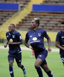 La U Católica goleó por 3-0 a River Ecuador en el Atahualpa