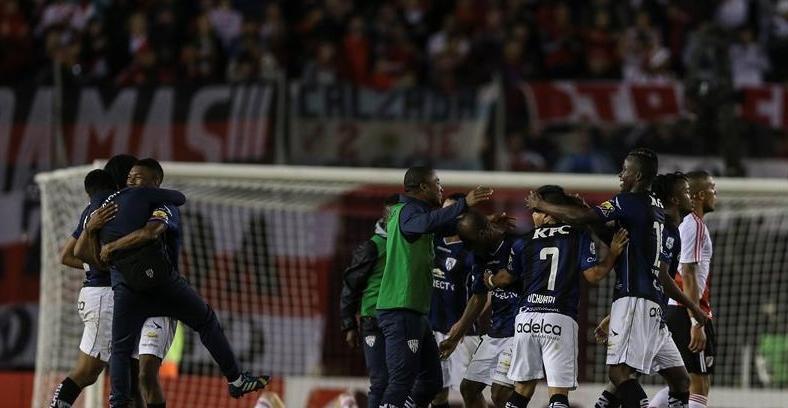Copa Libertadores: Independiente del Valle elimina a River Plate y pasa a cuartos de final