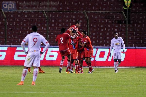 Liga de Quito cae en casa ante El Nacional (1-2)