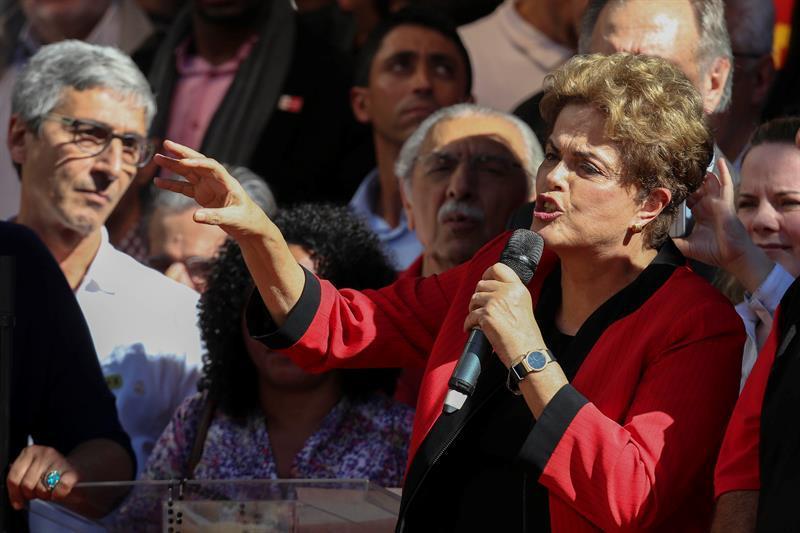 La Fiscalía pide investigar a Dilma Rousseff por el escándalo de Petrobras