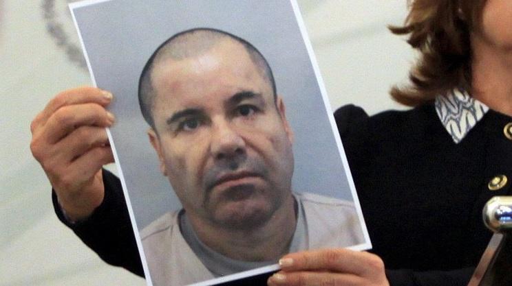 Alistan una serie de TV sobre Joaquín 'El Chapo' Guzmán