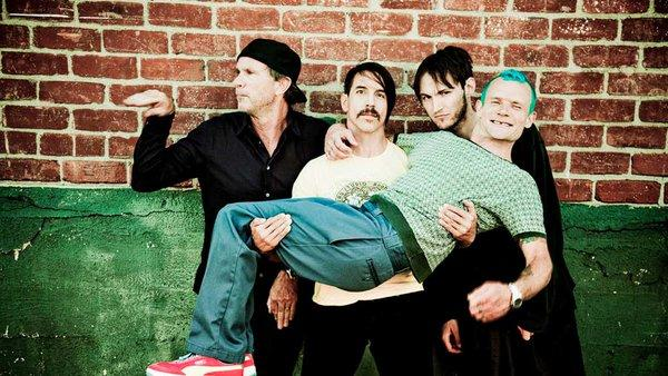Red Hot Chili Peppers publicará 'The Getaway', su nuevo disco de estudio