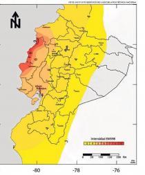 ¿Cómo se producen los terremotos?: Pedernales sintió la mayor intensidad el 16A