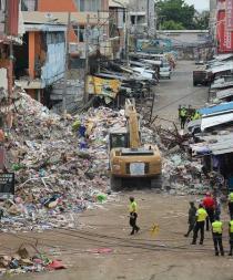 Joven no fue encontrada entre escombros del 'Felipe Navarrete'