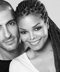 La cantante Janet Jackson se convertirá en madre a los 50 años