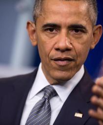 Obama sobre Trump: Ser presidente es 'un trabajo serio y no entretenimiento'
