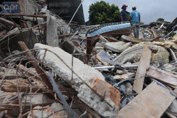 El terremoto del 16A tuvo intensidades de 8 y 9 en escala europea