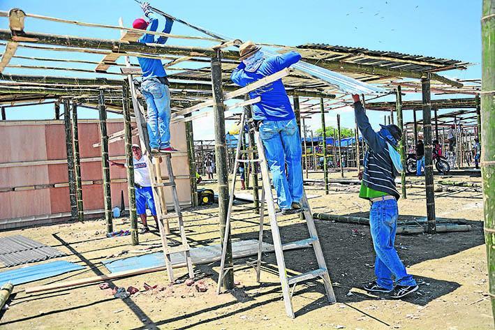 Municipio analiza varios proyectos para reconstruir Manta