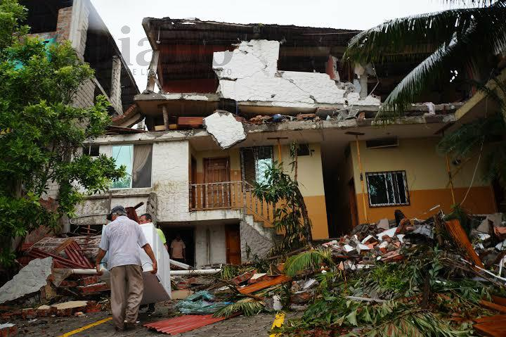 Infraestructura hotelera de la zona norte de Manabí es la más afectada