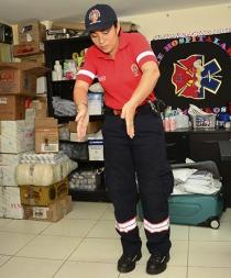 Carmen, la  doctora rescate