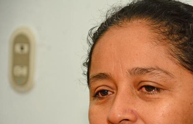 Despedida anticipada: El terremoto le arrebató a su esposo e hijos