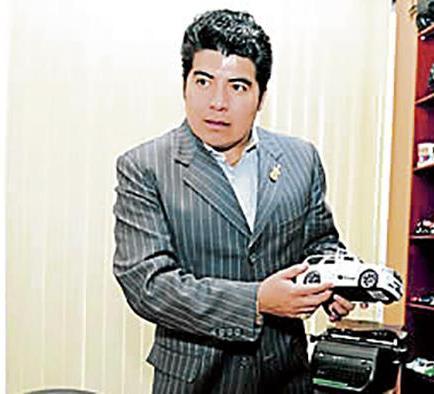 La vida de  Gerardo Morán en una telenovela