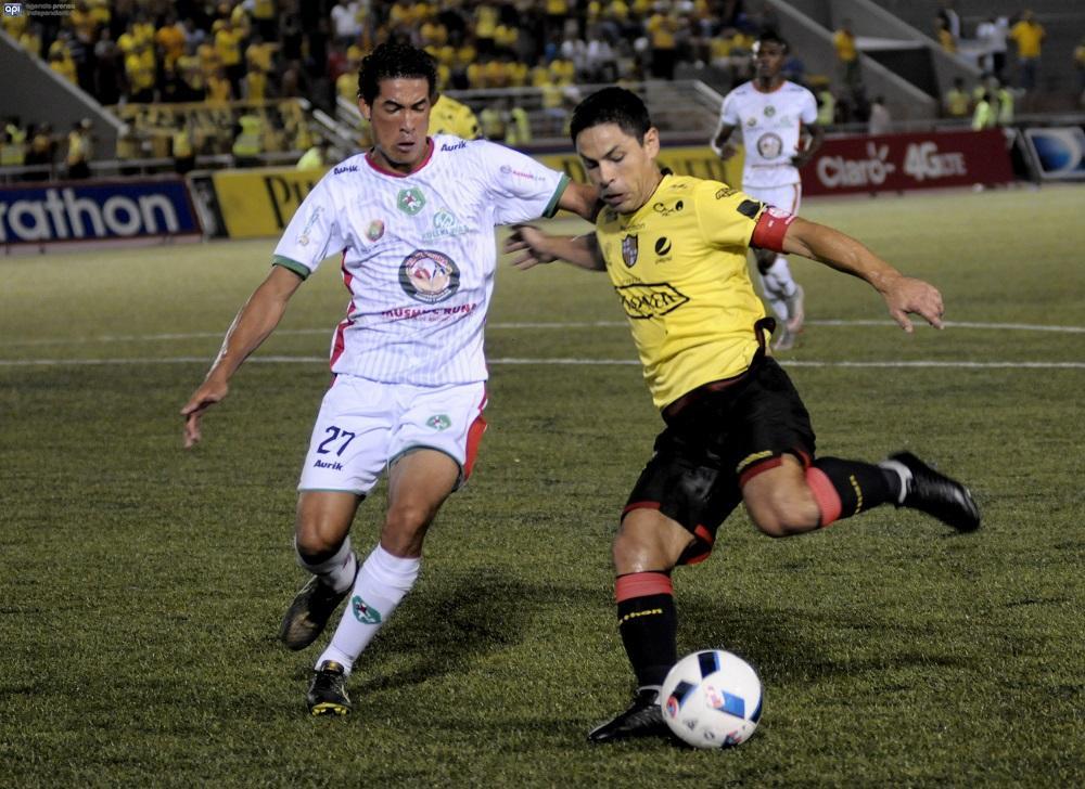Matías Oyola sueña con estar en la Selección de Ecuador