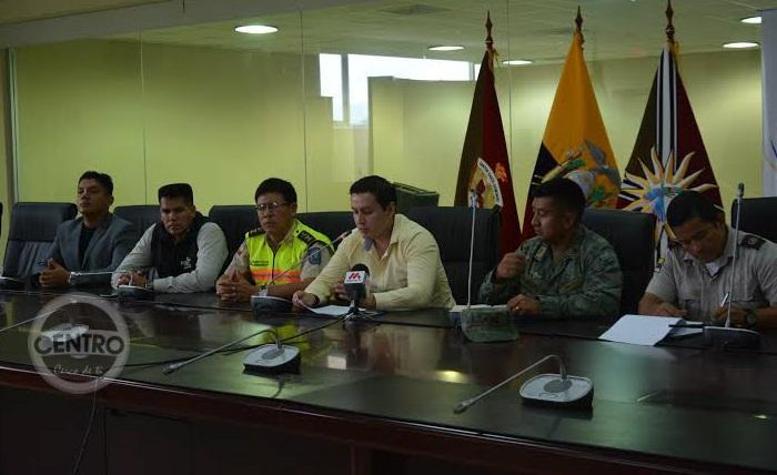 1.279 policías darán seguridad en Santo Domingo en este feriado