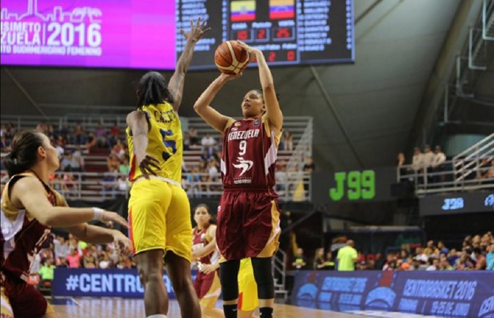 Ecuador eliminado del Campeonato Sudamericano Femenino de Baloncesto