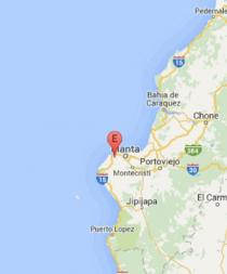 Cerca de 1.630 réplicas del terremoto de magnitud 7,8 que sacudió Ecuador