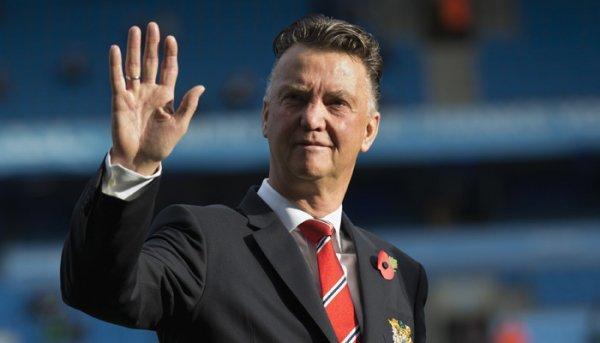 El M. United paga una indemnización de más de $6 millones a Van Gaal