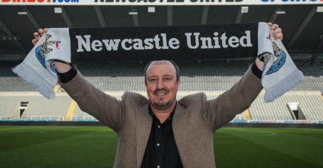 Rafa Benítez seguirá en el Newcastle por tres temporadas más