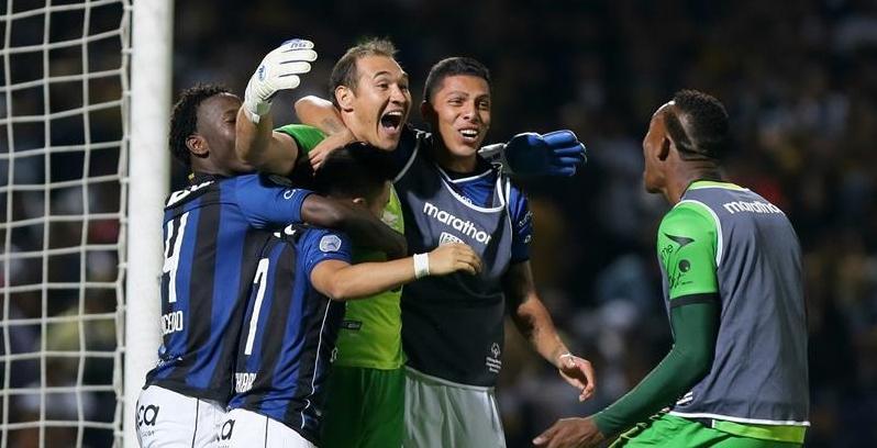 ¡HISTÓRICO! Independiente del Valle se cita con Boca en su primera semifinal de Copa Libertadores