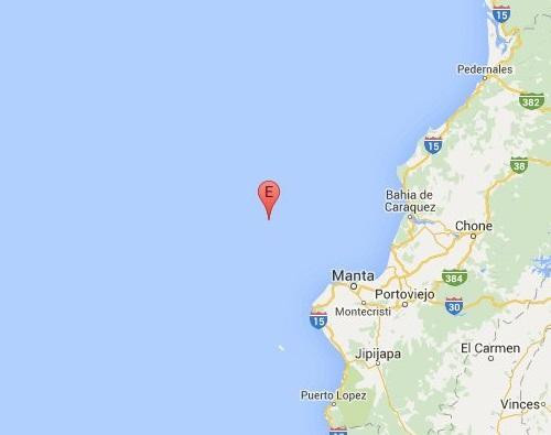 Nuevo sismo sacude a varias zonas de Manabí