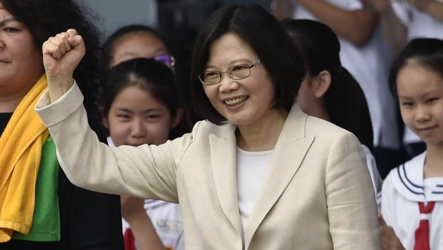 La nueva presidenta taiwanesa es una 'radical' por estar soltera, dice China