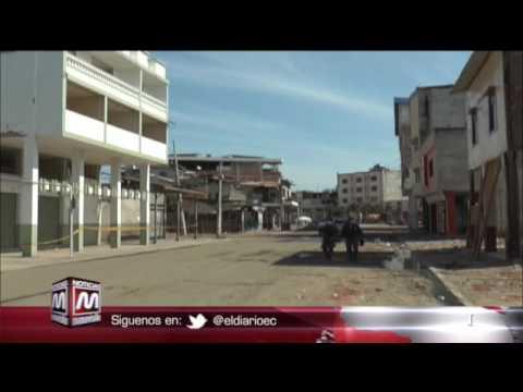 Recorren zona cero en Portoviejo para priorizar demoliciones
