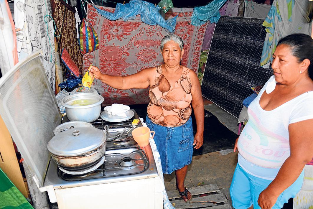 Aumentan las enfermedades tras el terremoto del 16A